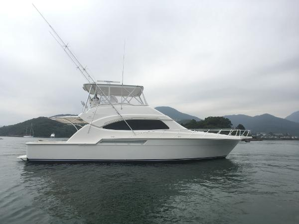 Bertram 510 Convertible Bertram 510 Profile