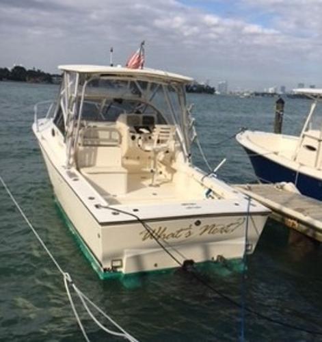 Albemarle 268 Express Fisherman Profile