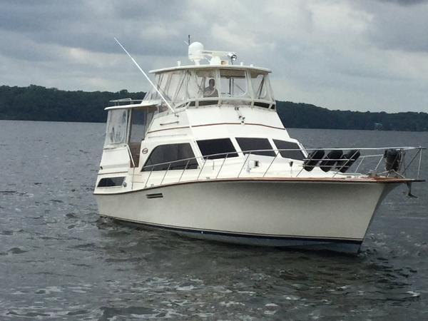 Ocean Yachts 46 Sunliner 1985 Ocean 46 Sunliner
