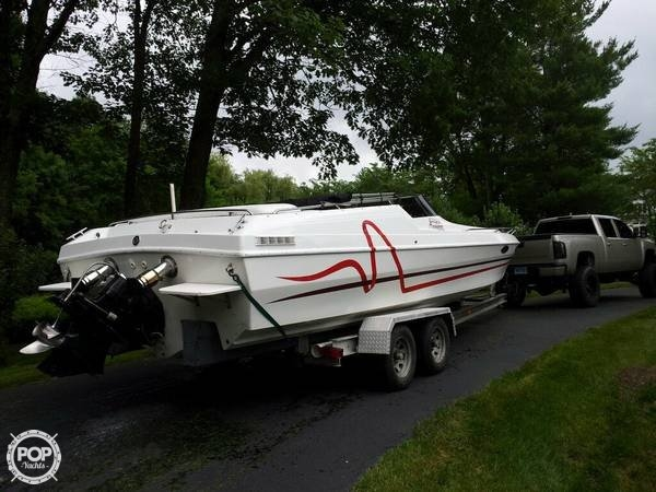 Sleekcraft Enforcer TUNNEL HULL 28 1989 Sleekcraft Enforcer TUNNEL HULL 28 for sale in Old Saybrook, CT