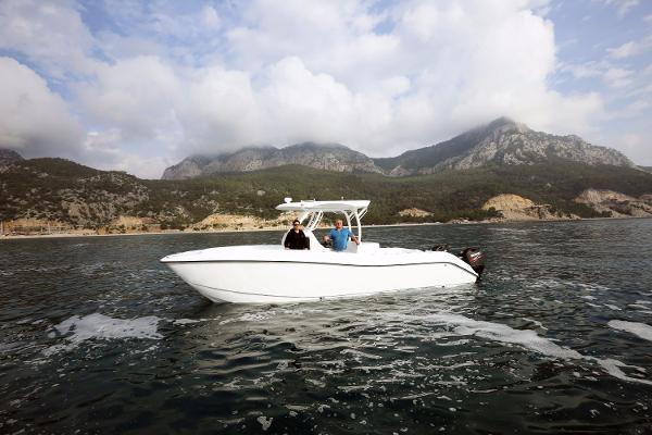 Hysucat CC30 Sport Fisher