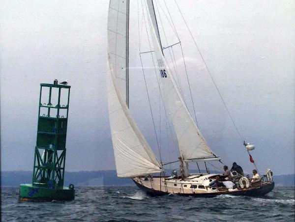 Hinckley Bermuda 40 MK III Sloop Dream