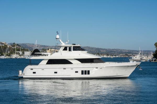 Ocean Alexander Motor Yacht Profile