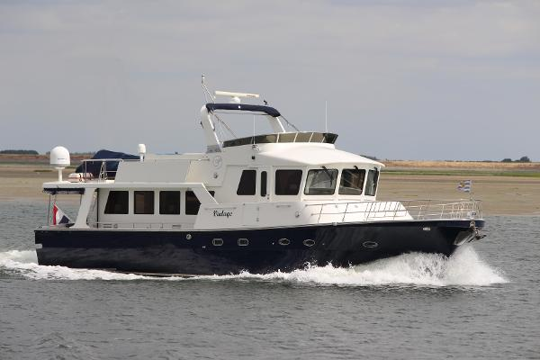 Hershine Pilothouse Trawler 61
