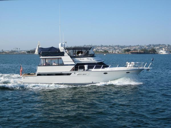 Californian Cockpit Motor Yacht