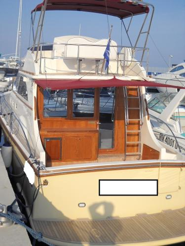 Cantieri Estensi Goldstar 440