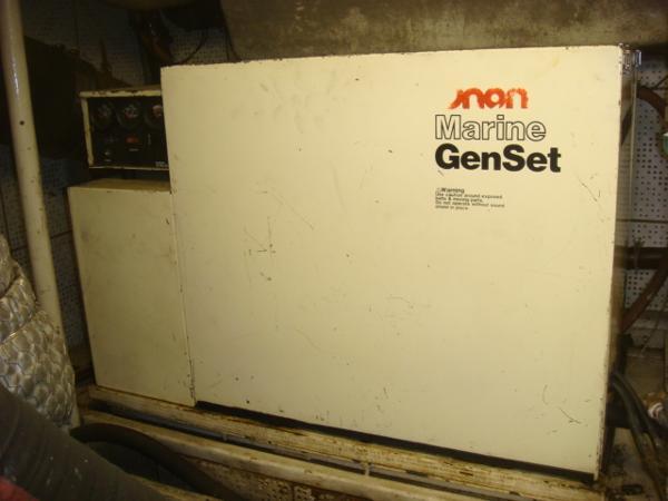 60' DeFever port generator