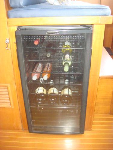 60' DeFever wine cooler