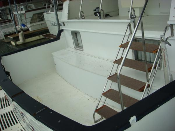 60' DeFever cockpit photo1