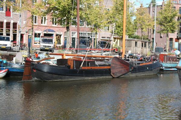 Barge Paviljoentjalk