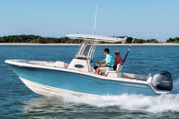 Grady-White Fisherman 216 Manufacturer Provided Image