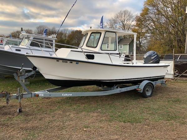 Steiger Craft 21 Chesapeake