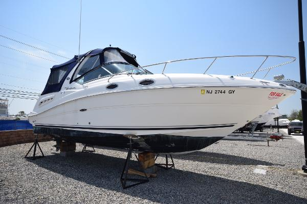 Sea Ray 260 Sundancer 2006 Sea Ray 260 Sundancer