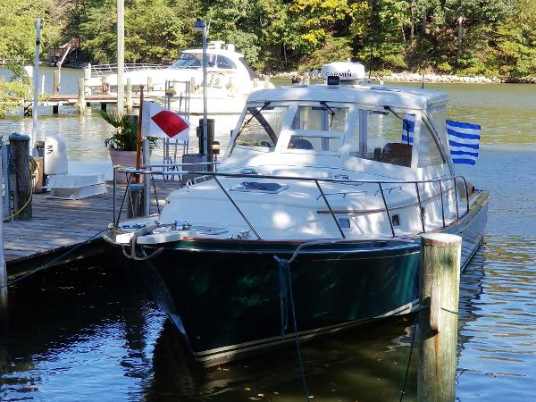 Little Harbor WhisperJet 38