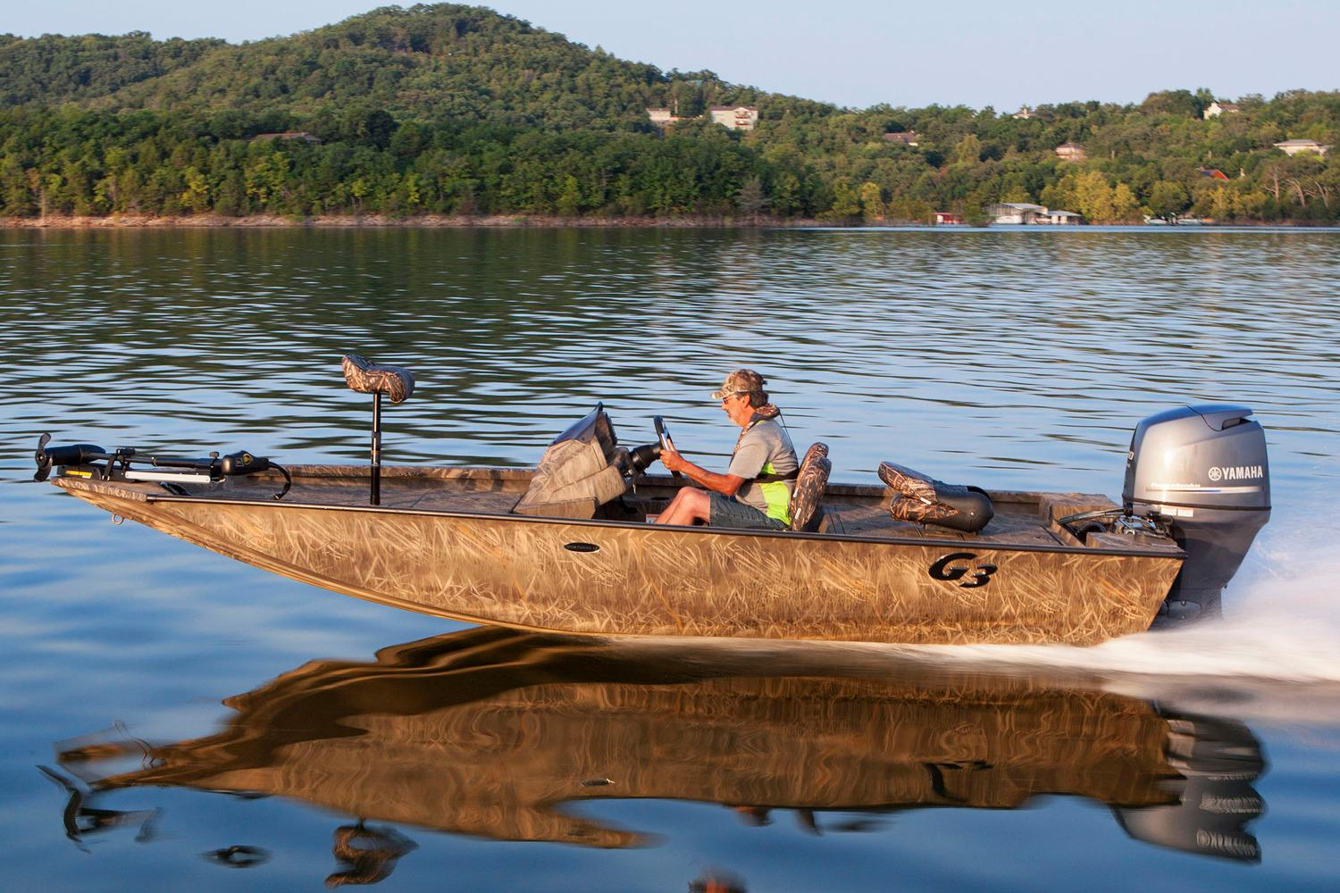 G3 sportsman 17 camo boats for sale for G3 fishing boats