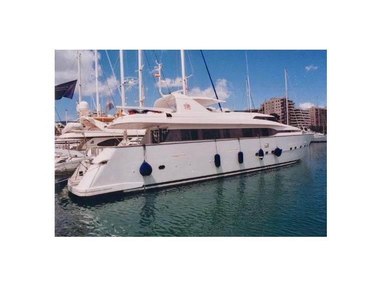 Azimut yachts Azimut 97