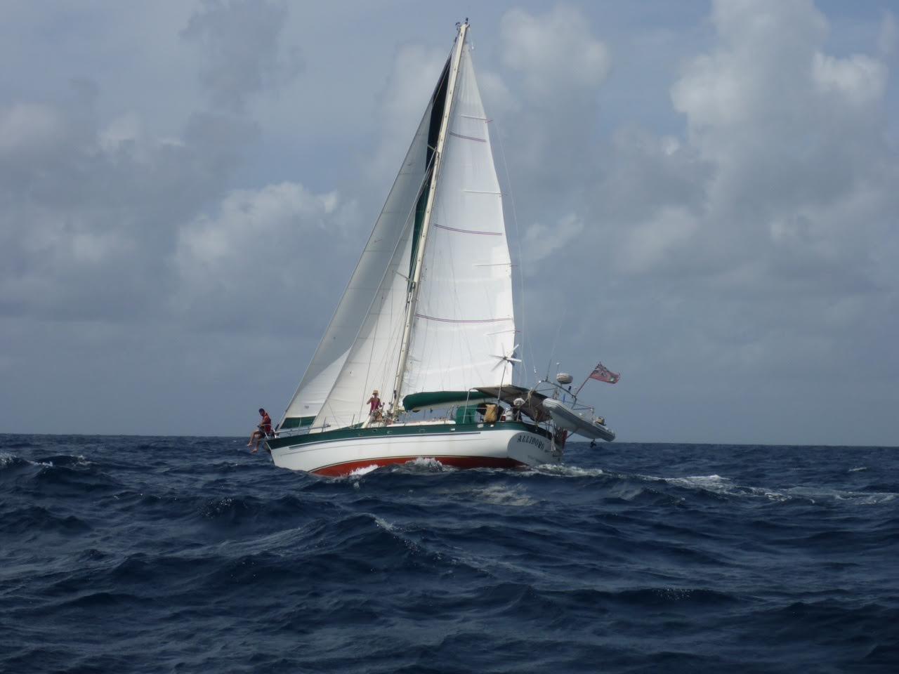 Hans Christian Yachts Christina 43