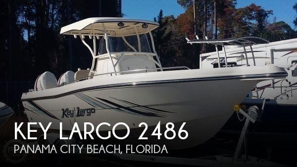 Key Largo 2486 2017 Key Largo 2486 for sale in Panama City Beach, FL