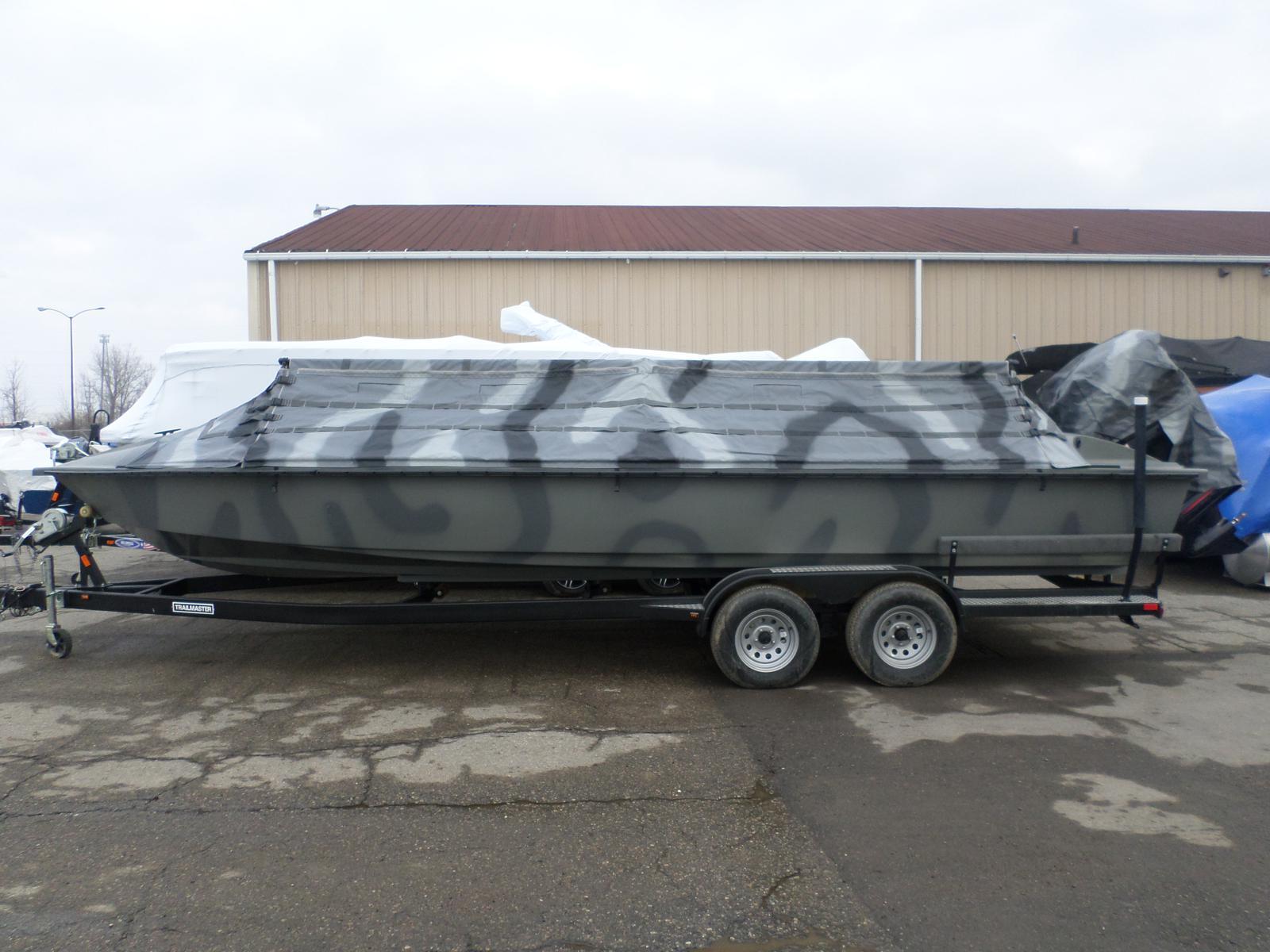 Bankes Titan 25' Duck Boat