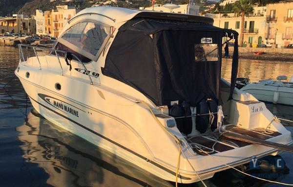 Mano Marine MANO' 28,50 HARD TOP IMG-20170907-WA0014