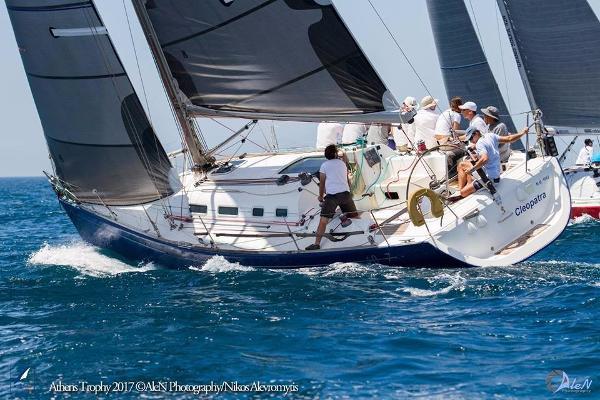 Beneteau First 40.7 Beneteau First 40.7 (2000) - 'Cleopatra'