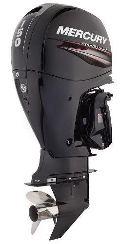 Mercury 150 HP 4 stroke XL