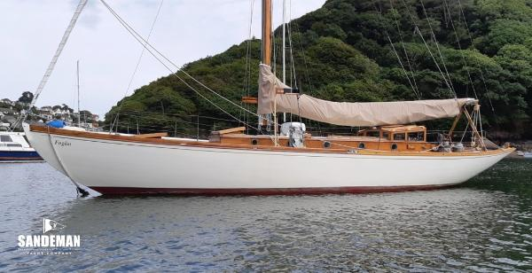 Custom Dallimore Bermudan Cutter