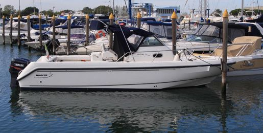 Boston Whaler 280 Conquest