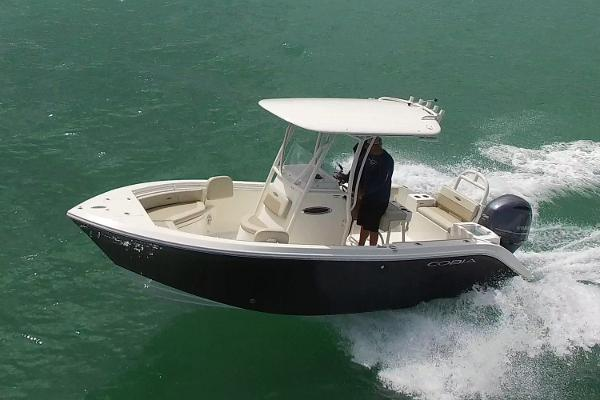 Cobia 220 Center Console Manufacturer Provided Image