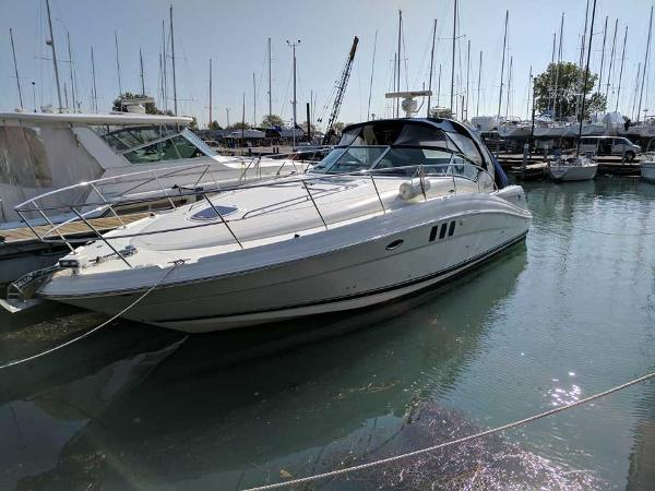 Sea Ray Sundancer 40