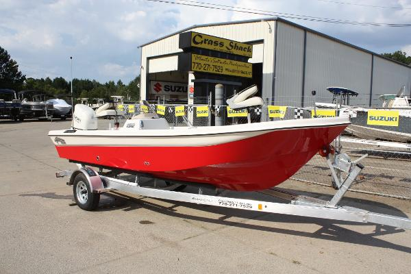 Carolina Skiff 192 Aggressor SC