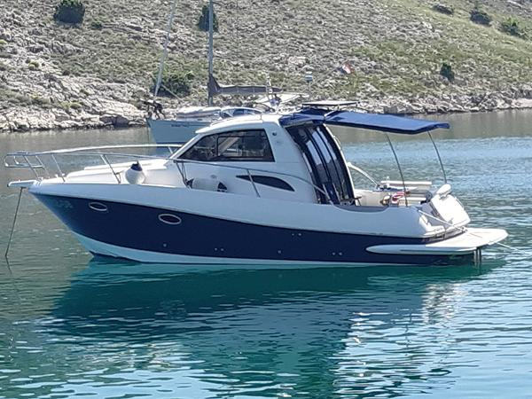 Motor Yacht Adex 29 HT
