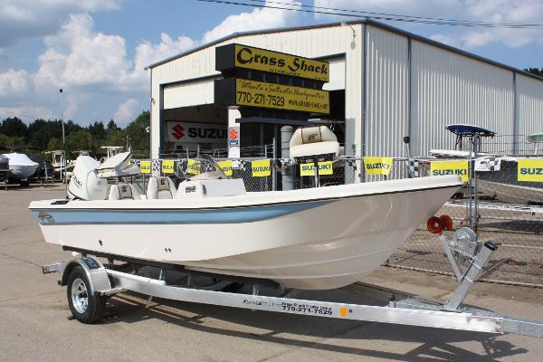 Carolina Skiff 192 Aggressor CS