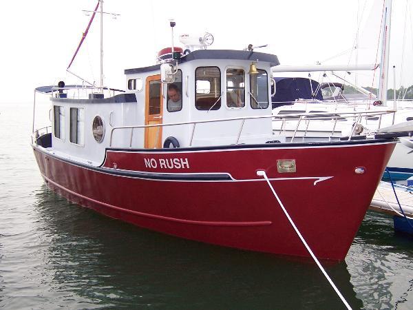 Custom Tug Trawler