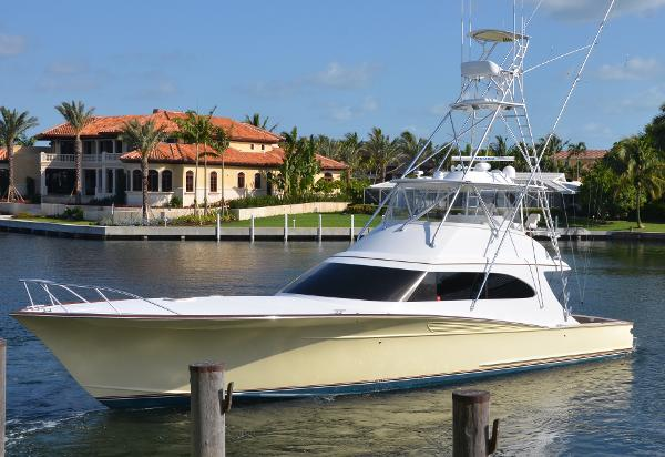 Spencer Yachts Custom Carolina Sportfish