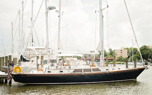 Alden Yachts CC Ketch When only the best will do.