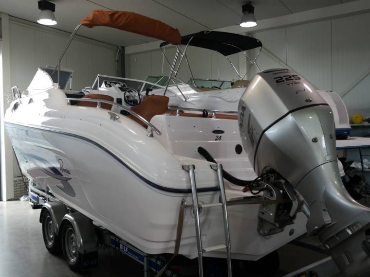Ranieri Ranieri Sea lady 24 incl motor