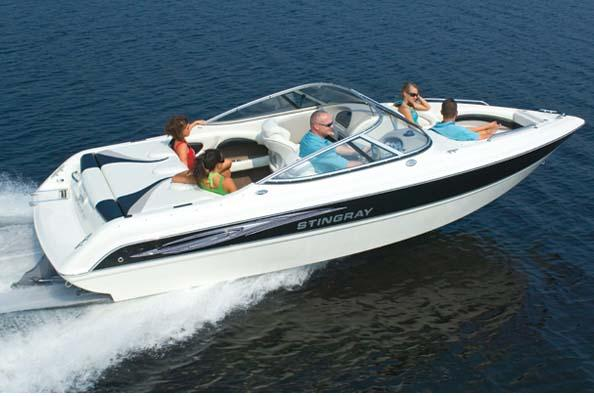 Stingray 220 LX Manufacturer Provided Image