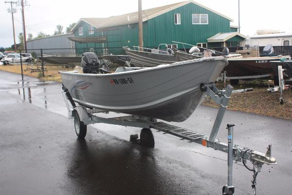 Smoker-craft 15 Alaskan DLX
