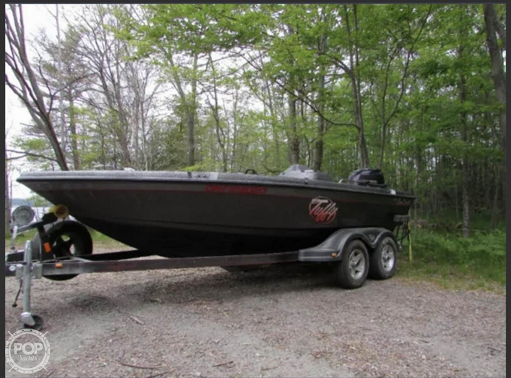 Tuffy Boats 1890 Esox Deep V DS 2008 Tuffy Boats 1890 Esox Deep V DS for sale in Tottenham, ON