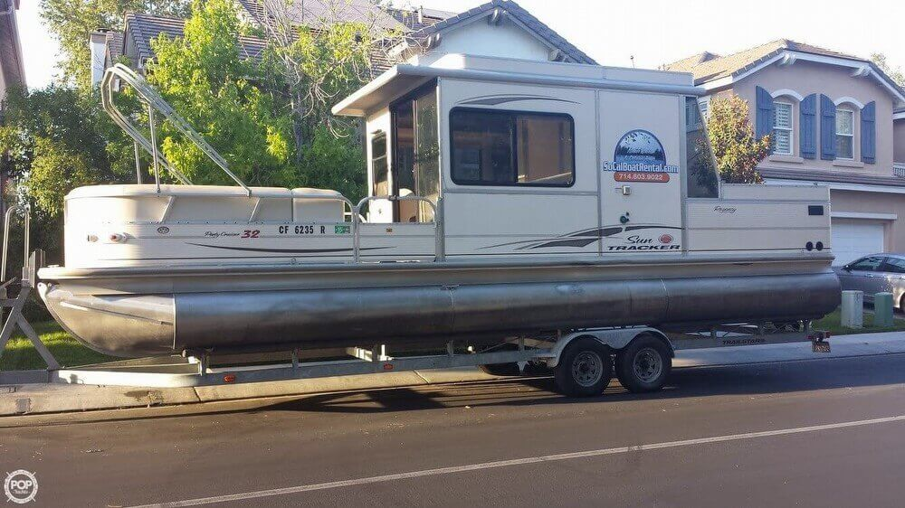 Sun Tracker 32 Party Cruiser 2005 Sun Tracker 32 Party Cruiser for sale in Bellflower, CA