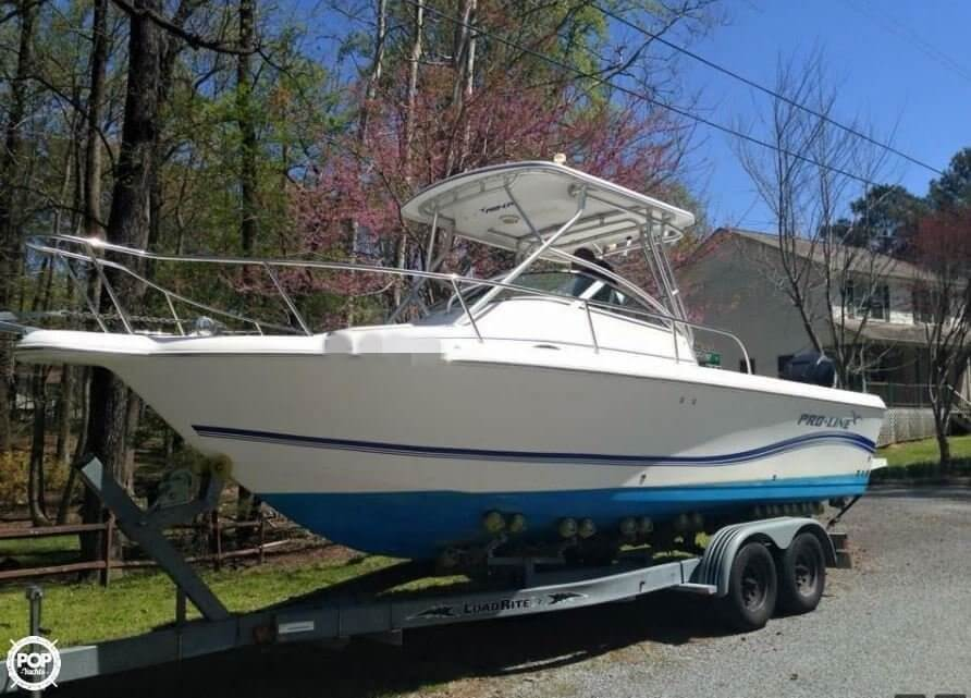 Pro Line 27 Walk Around 2006 Pro-Line 27 Walk Around for sale in Lusby, MD