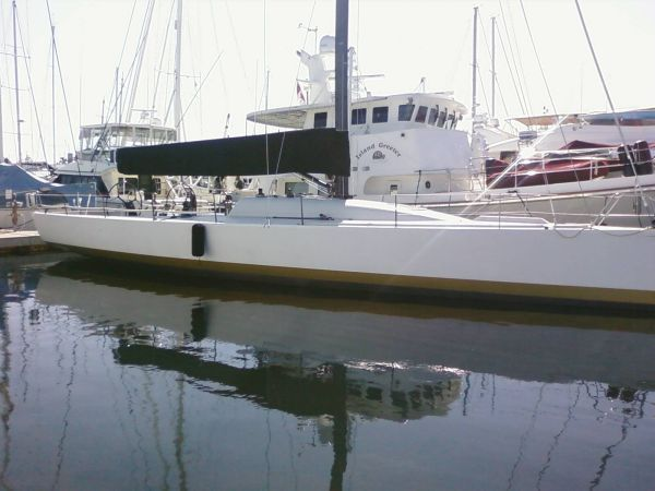 Starboard Side Profile