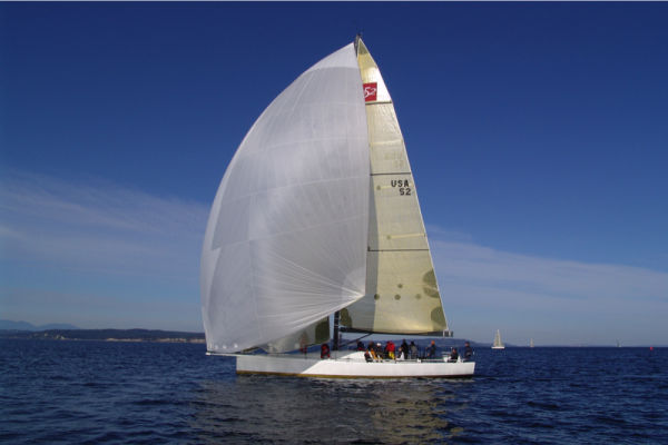 Light Running Sailing