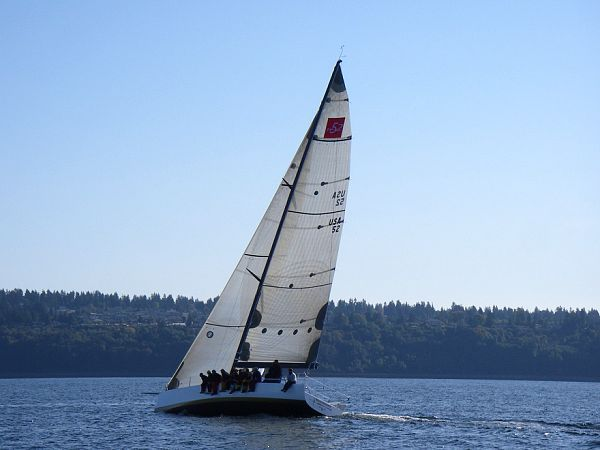 Light Upwind Sailing