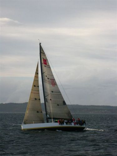 Heavy Upwind Sailing
