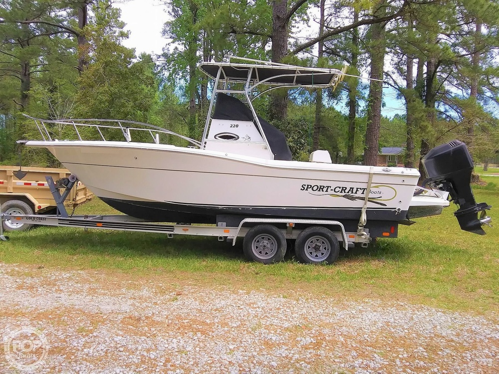 Sport-Craft 220 CC 2000 Sportcraft 220 CC for sale in Conway, SC
