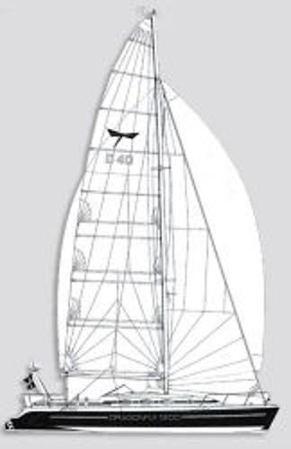 Dragonfly sail plan