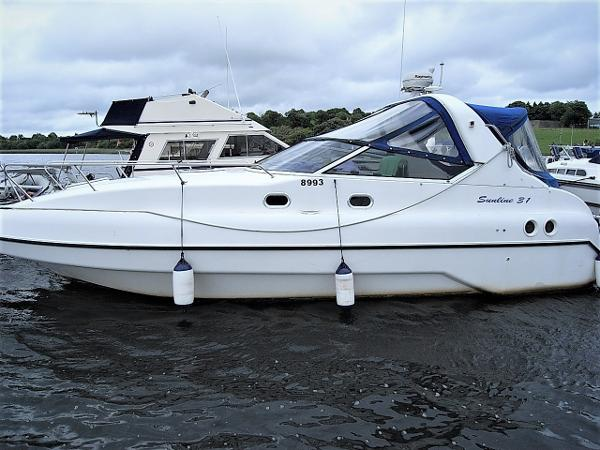 Discovery Sunline 31 Sunline 31 with BJ Marine