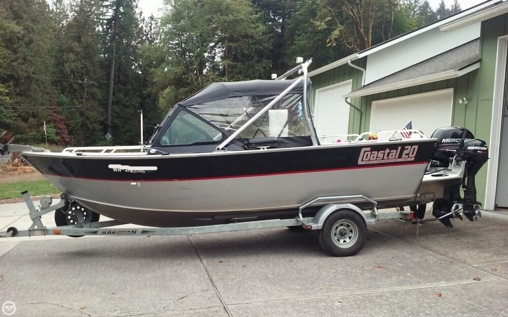 Rogue Coastal 20 2012 Rogue Coastal 20 for sale in Longview, WA